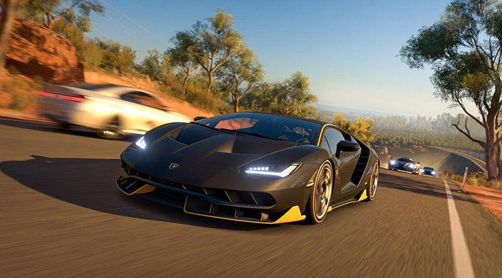 Forza Horizon 3 é atualizado e agora roda em 4K nativo no Xbox One X