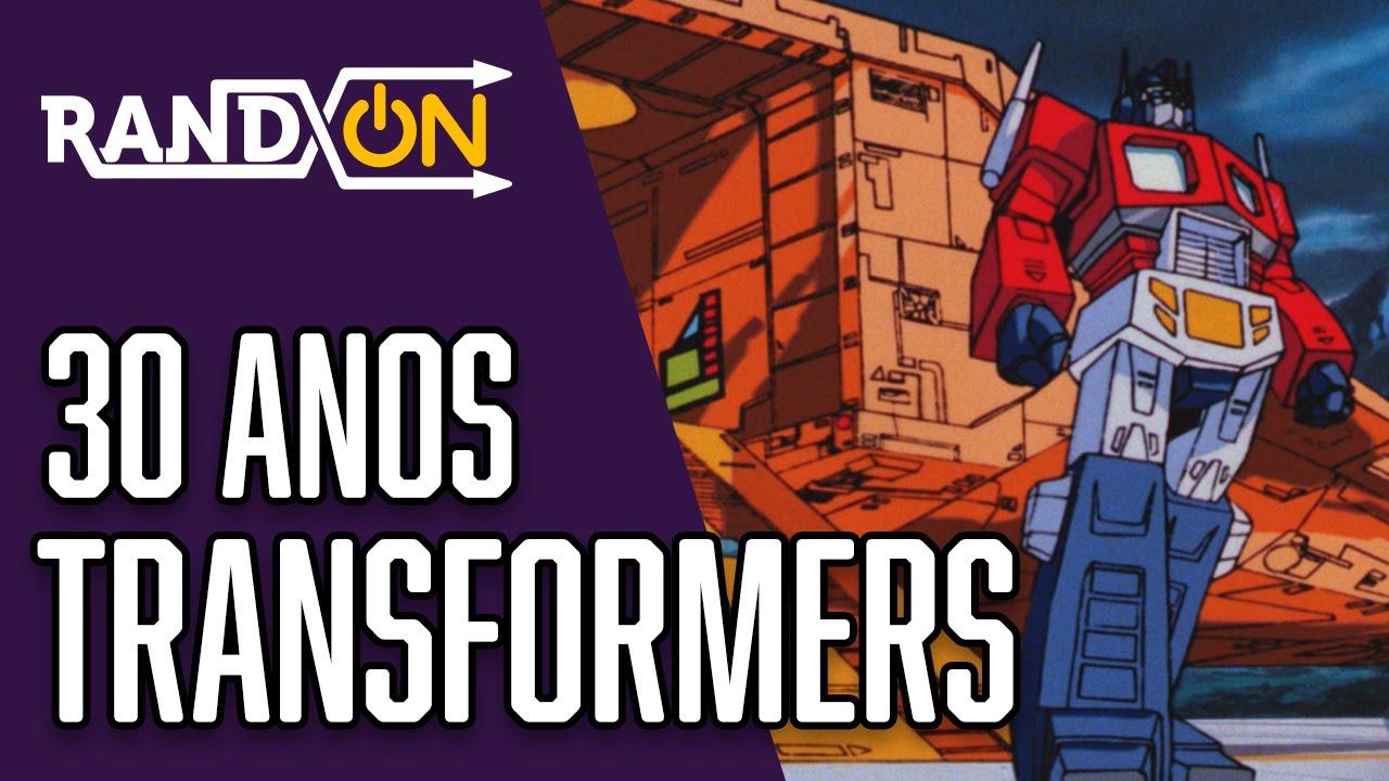 30 anos de Transformers