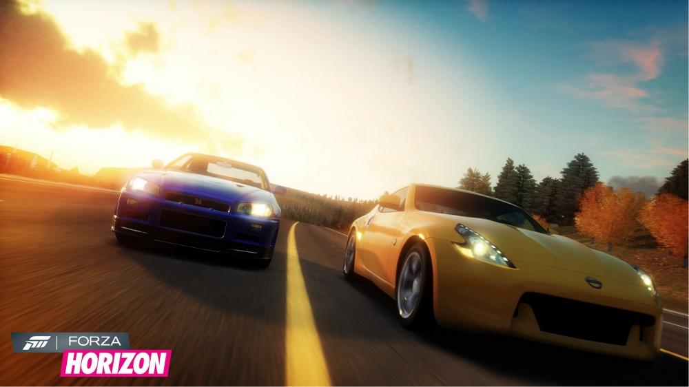 Forza Horizon X360