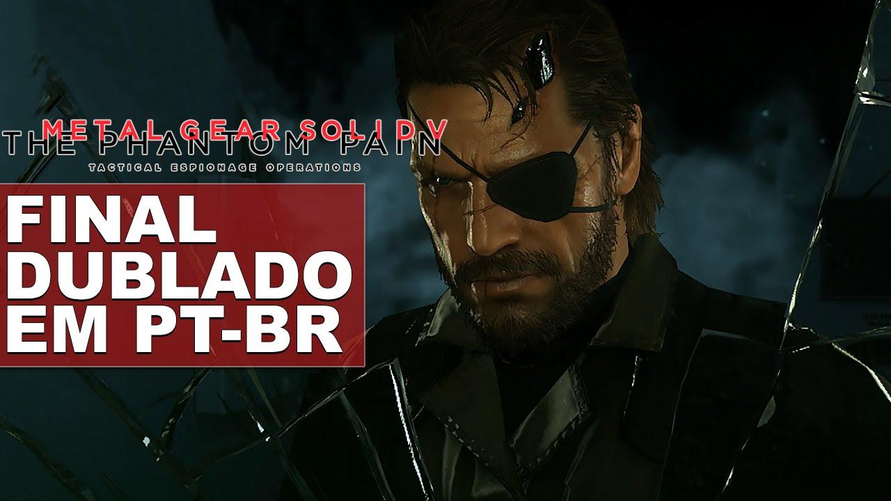 Metal Gear - Final dublado - Imagem