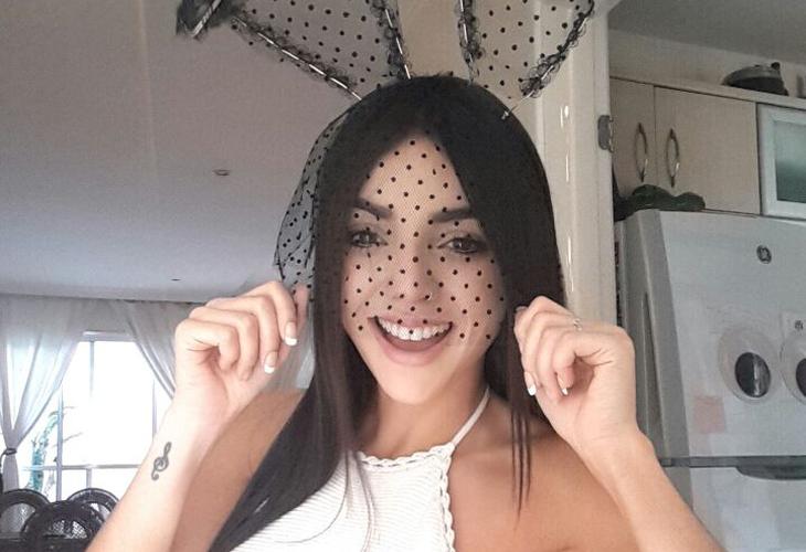 Nyvi Estephan na Playboy - Index