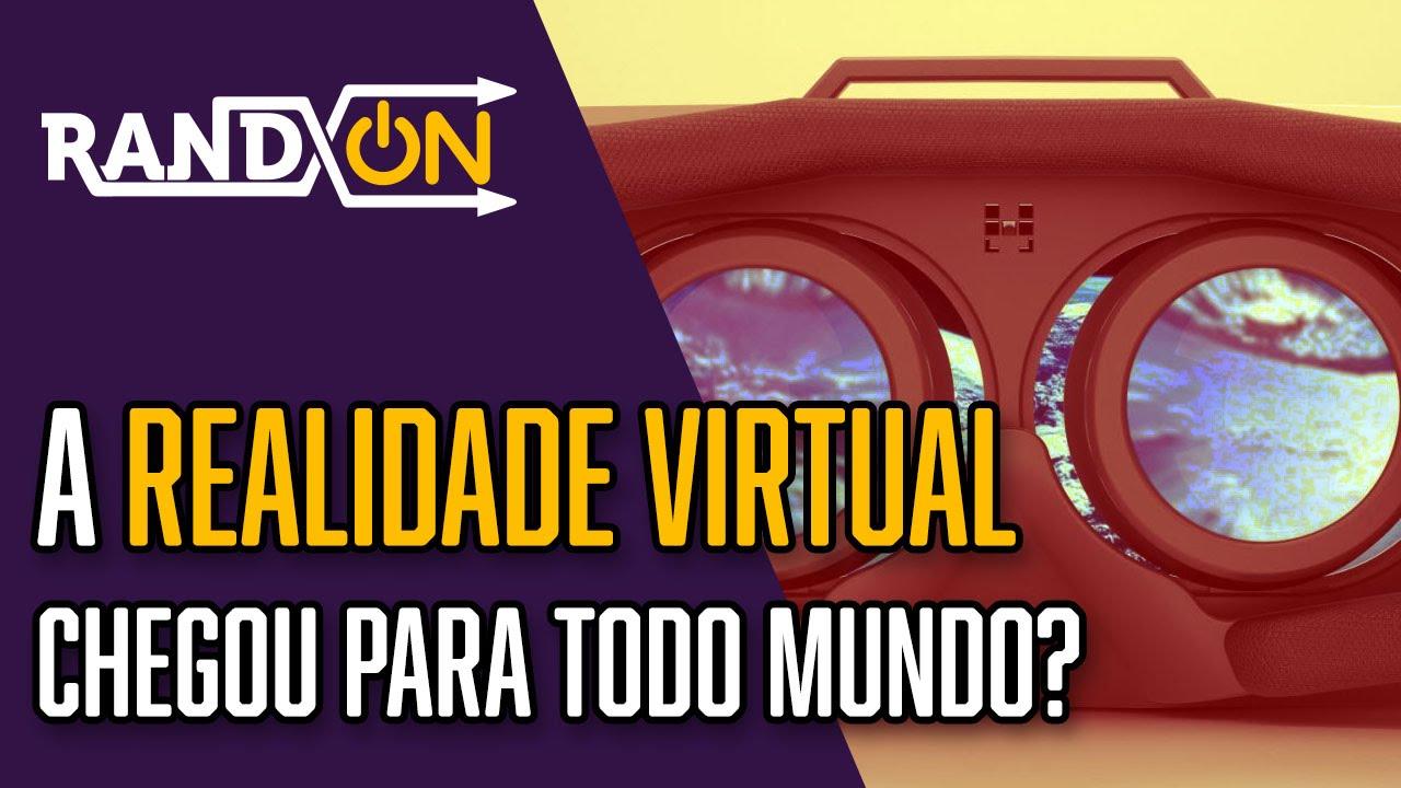 Realidade Virtual - RandOn - Imagem