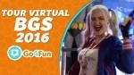 BGS 2016 – Tour virtual pela feira brasileira de games!