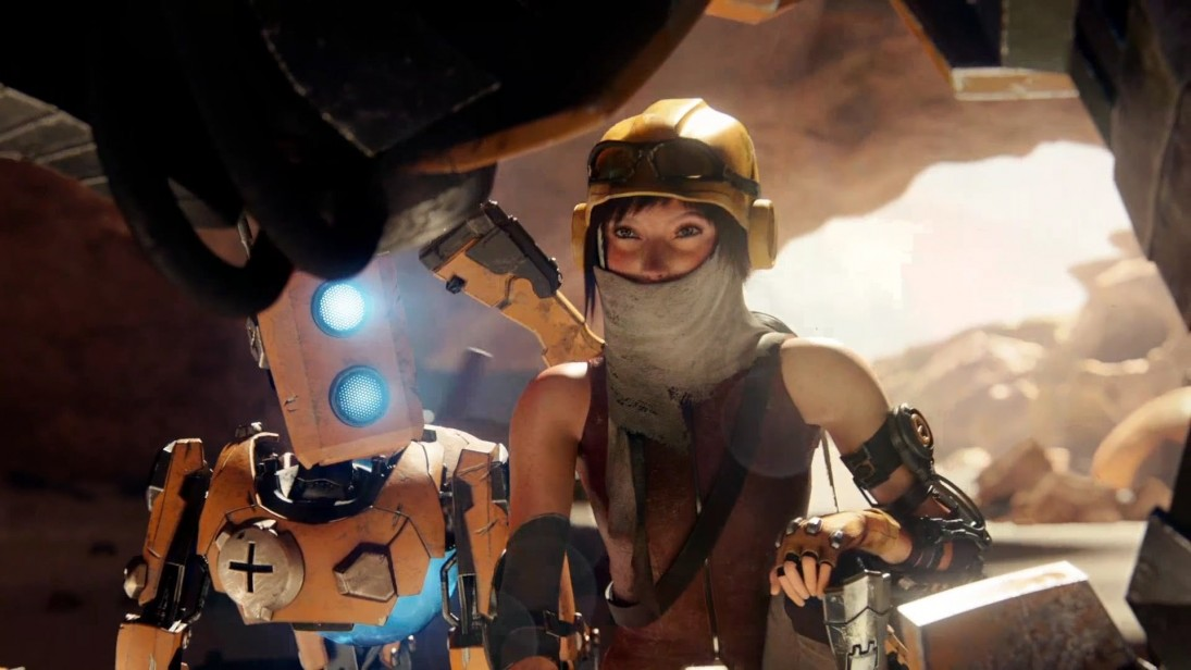 ReCore: Definitive Edition e Super Lucky's Tale a caminho do Steam