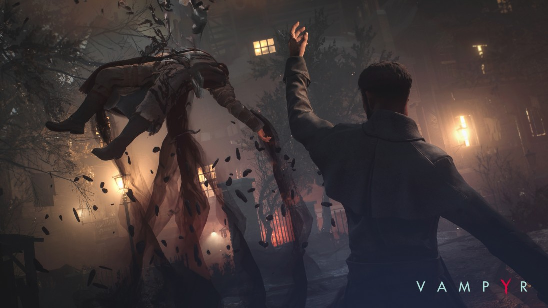 Vampyr, RPG do estúdio de Life is Strange, é adiado para 2018