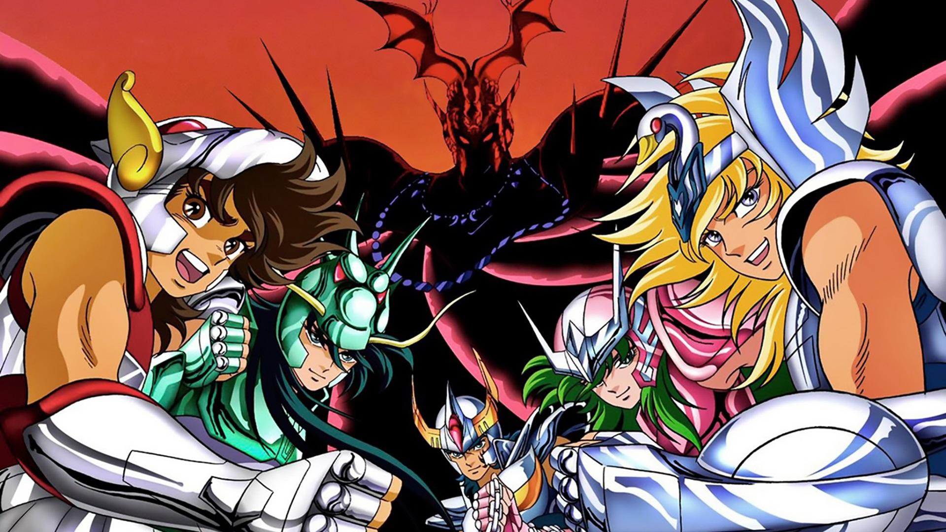Cavaleiros do Zodíaco - Imagem