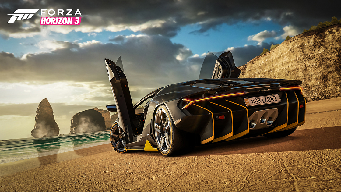 Forza Horizon 3 - Car Screenshot