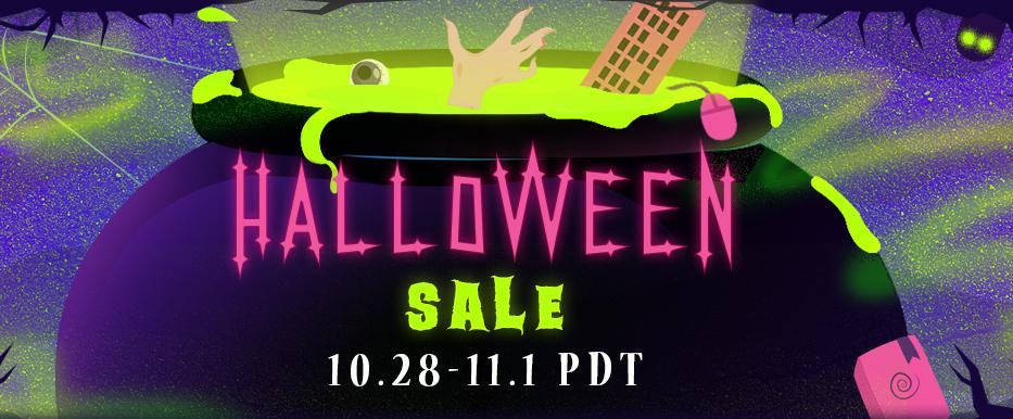 Steam Sale - Halloween