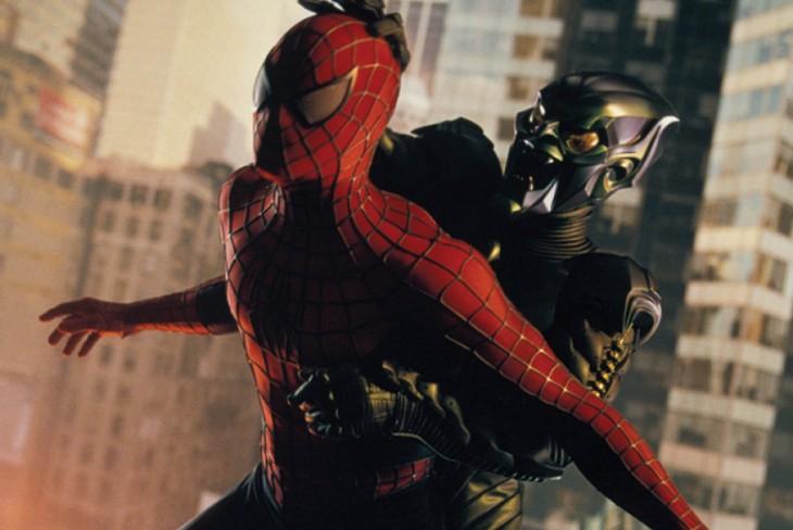 Homem Aranha - Spider Man Movie Screen