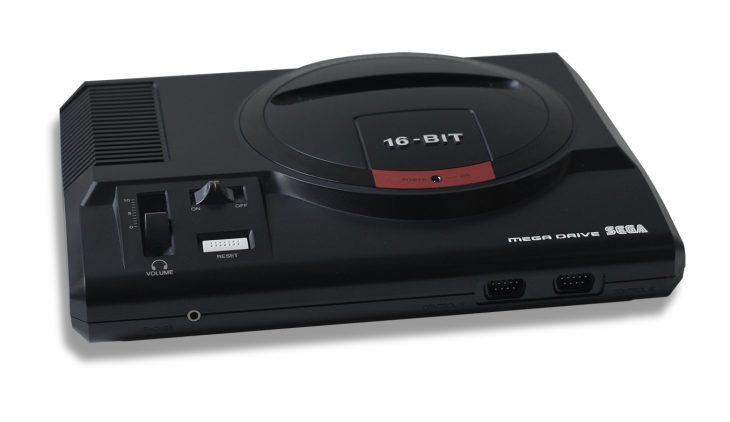 Mega Drive tectoy
