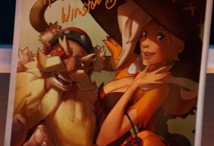 Mercy Halloween - Overwatch Index