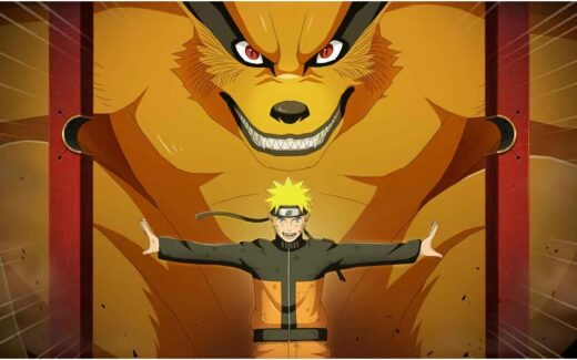 Naruto Online Imagem Topo