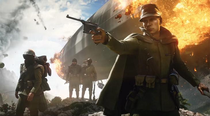 Battlefield 1 e Titanfall 2 chegarão em breve ao catálogo de jogos do EA Access