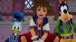 Coletânea de Kingdom Hearts chega em março para PS4