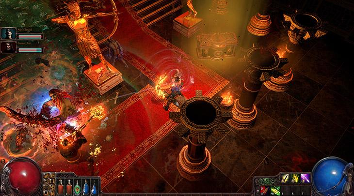 Path of Exile para PS4 é adiado e chegará em fevereiro de 2019