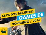 Games de Novembro!