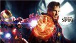 """""""Doutor Estranho"""" ultrapassa US$ 615 milhões e bate recorde de """"Homem de Ferro"""" nos cinemas"""