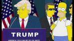 Os Simpsons previu vitória de Donald Trump há 16 anos