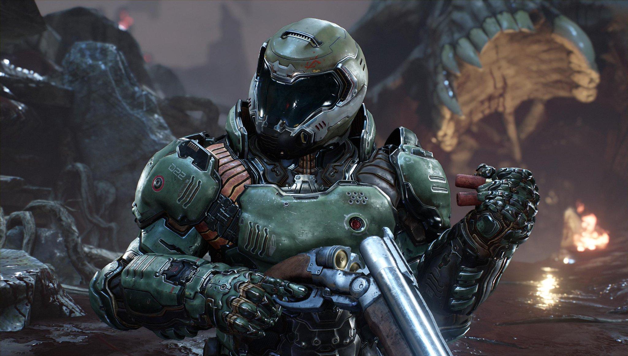 Doom e Rage estão disponíveis no Xbox Game Pass