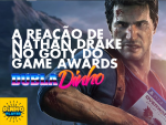 Nathan Drake e o GOTY do Game Awards 2016