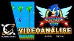 """Relembre o Sonic """"da memória"""" do Master System"""