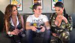 Brazzers lança série de vídeos com gameplay estrelada por atrizes pornô