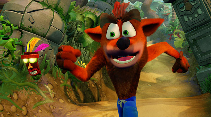 Mais uma loja lista Crash Bandicoot para Xbox One e indica que será lançado em dezembro