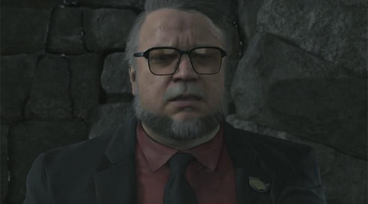 Guillermo del Toro não faz ideia de como é Death Stranding