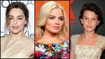 Margot Robbie, Emilia Clarke e Millie Bobby Brown são as atrizes mais populares de 2016