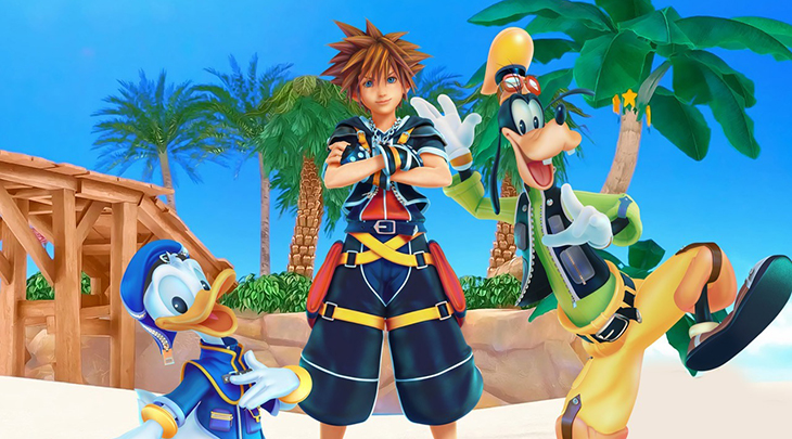 Square Enix confirma que Kingdom Hearts 3 sairá no 4º trimestre de 2018