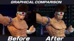 Atualização que melhora gráficos de The King of Fighters XIV sai em janeiro e ganha trailer