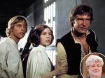 Mark Hamill, Harrison Ford e George Lucas se despedem de Carrie Fisher