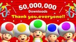 Super Mario Run alcança marca de 50 milhões de downloads