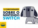 5 Curiosidades sobre o Nintendo Switch