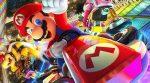 Mario Kart 8 Deluxe sai em abril para Nintendo Switch