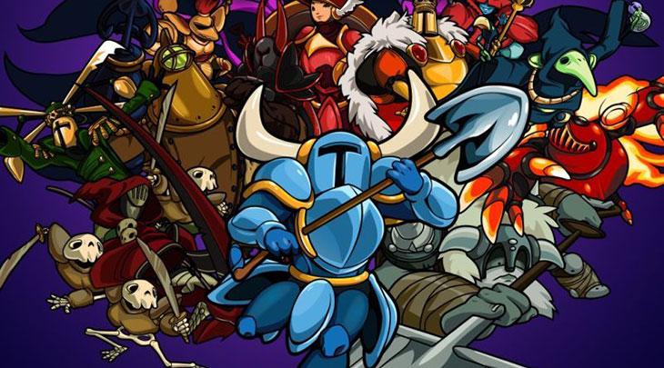 Vendas de Shovel Knight superam 2 milhões de cópias