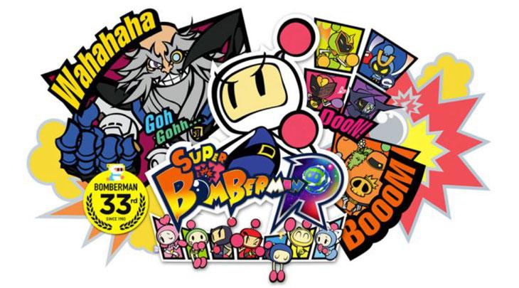 Site lista Super Bomberman R para PS4
