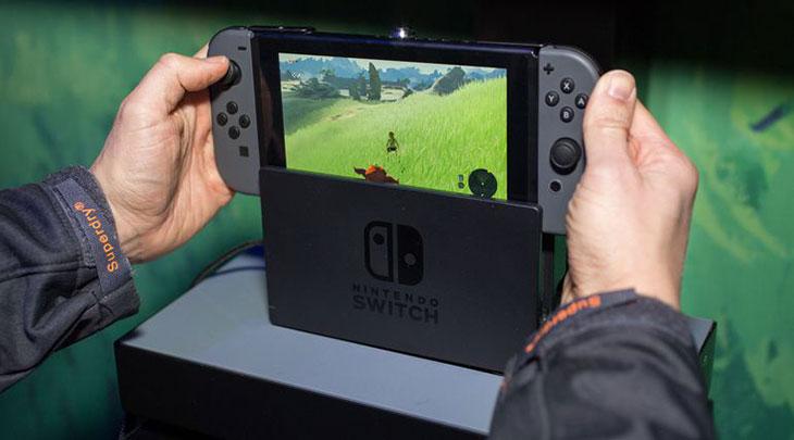 Credit Suisse estima que Switch venda 130 milhões de unidades até 2022