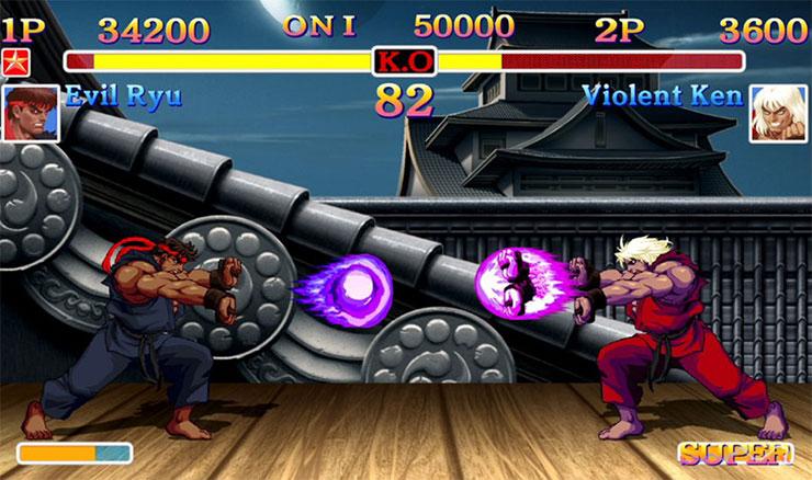 Capcom planeja trazer versões de seus jogos para Switch