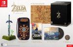Zelda: Breath of the Wild terá duas edições de colecionador