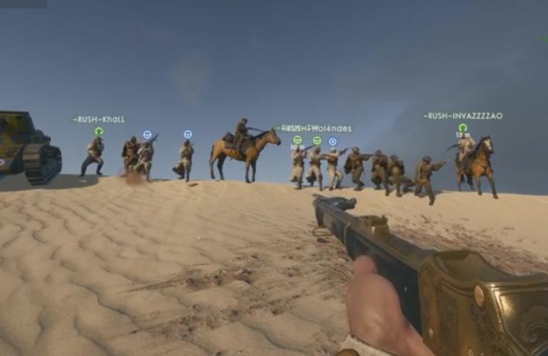 Battlefield 1 Meme
