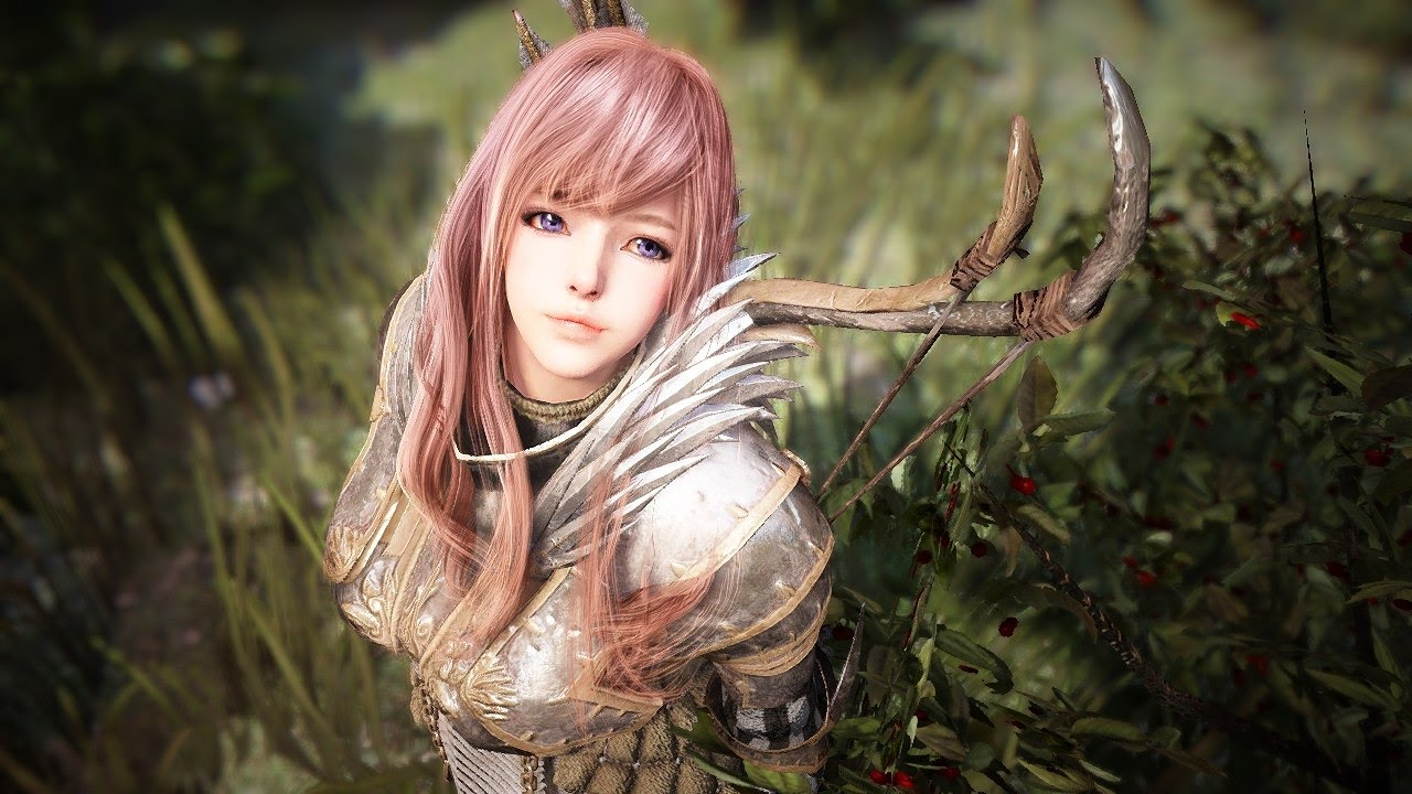 Black Desert - Woman Beauty Screenshot