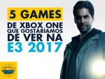 Veja 5 Games de Xbox One que gostaríamos de ver na E3 2017