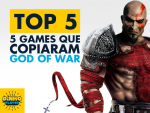 5 Games que copiaram God of War!