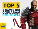 5 Games que copiaram God of War!