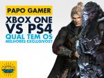 Xbox One VS PS4 - Quem tem os melhores exclusivos!