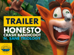 Trailer Honesto Crash Bandicoot N. Sane Trilogy