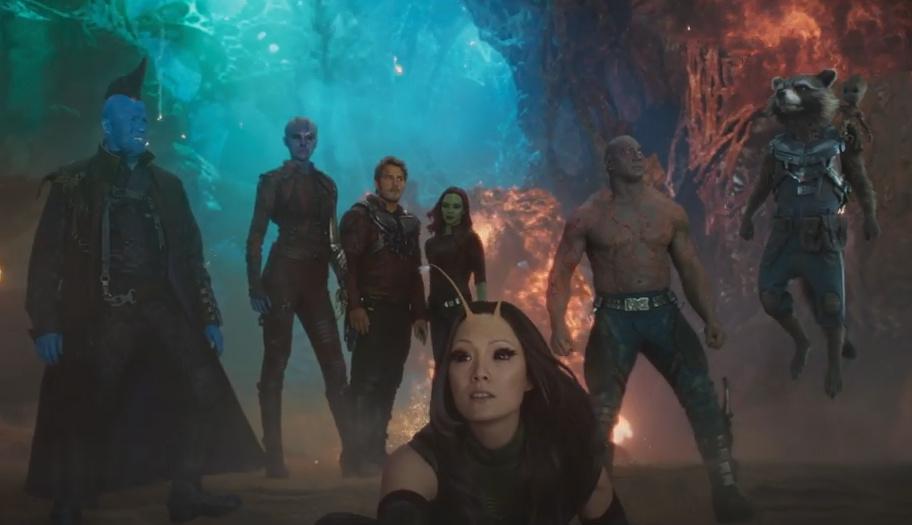 Guardiões da Galáxia Vol 2 - Personagens