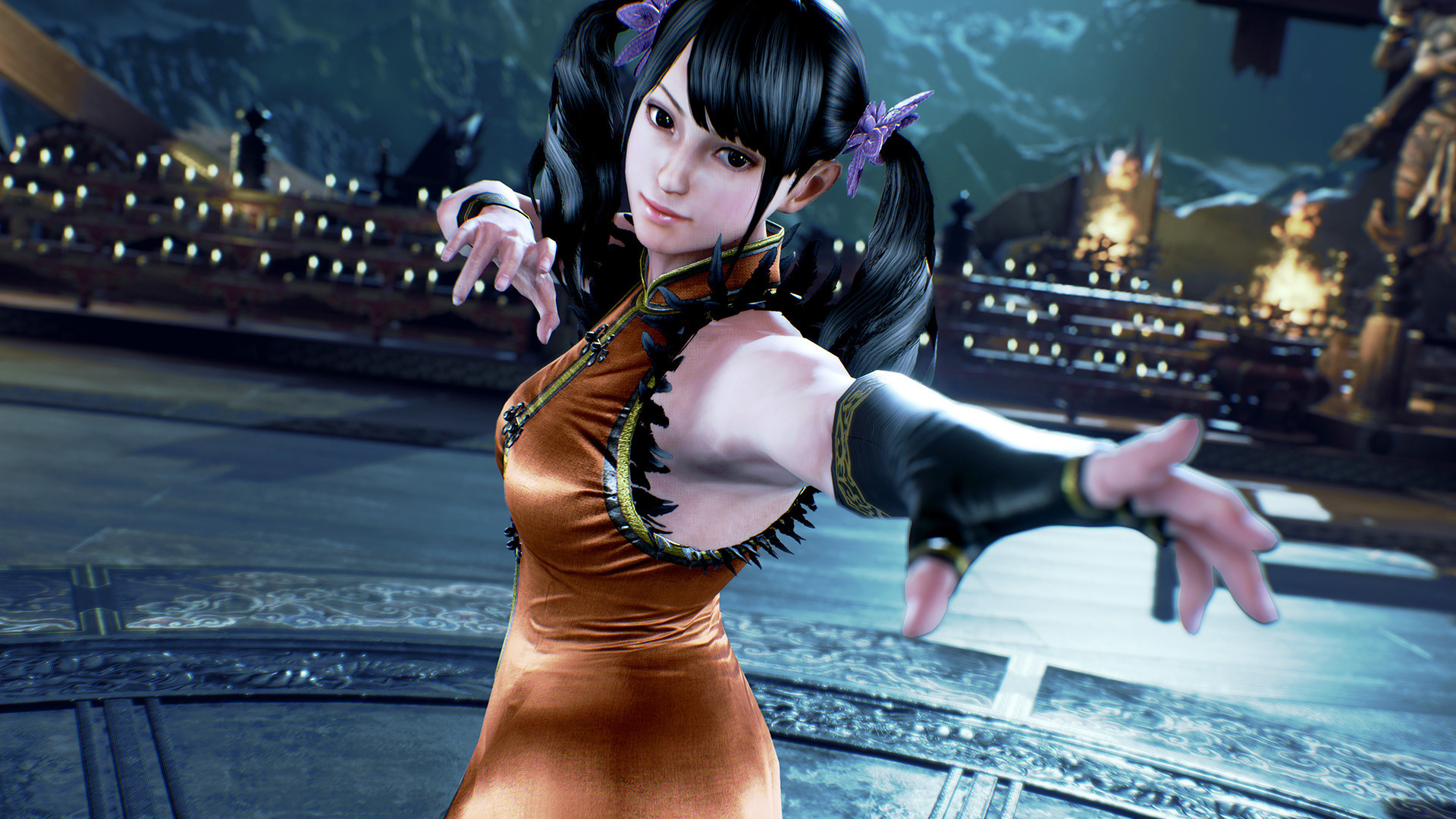 Tekken 7 Screenshot 01