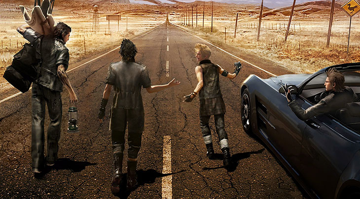 ESRB lista Final Fantasy XV: Royal Edition para PS4 e Xbox One